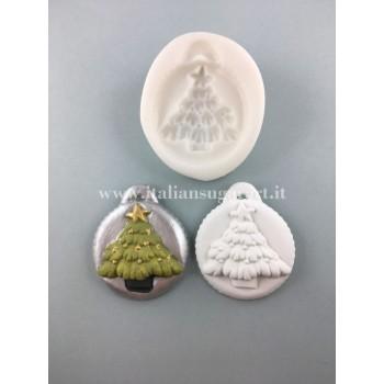 Cerchio Albero Natale