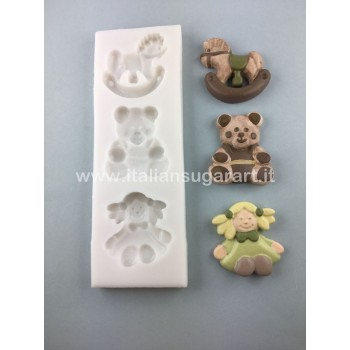molds for favors