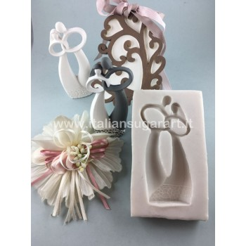 stampo cake topper