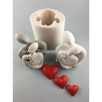 3 d mold for cake topper