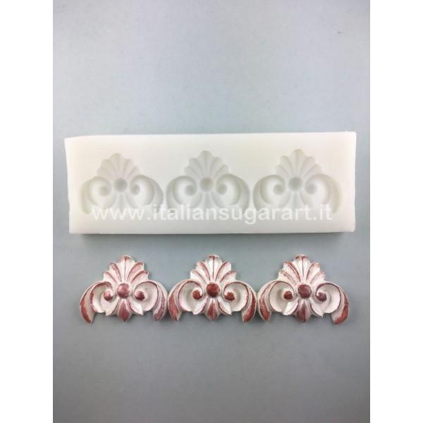 Stampo pizzo per decorazioni torte