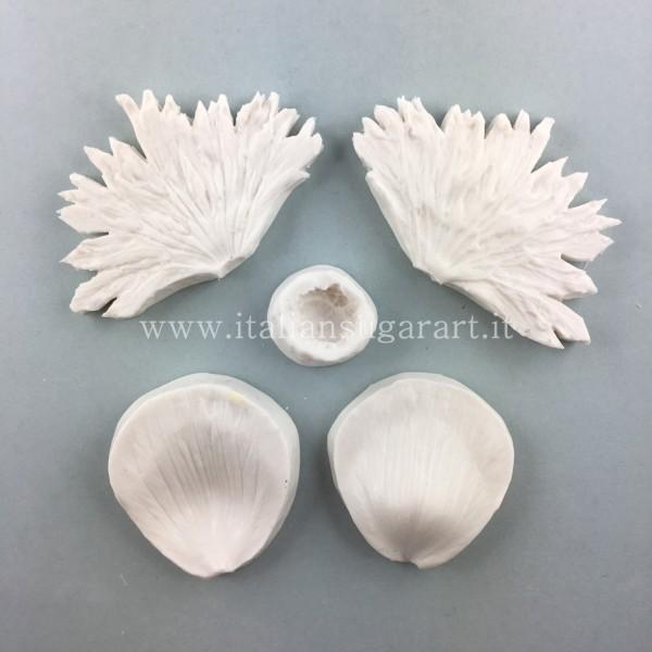 Set completo Stampi Venatori fiore Anemone