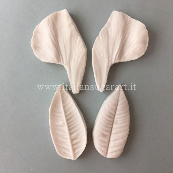 venatore in silicone diplamedia venature stampate in rilievo