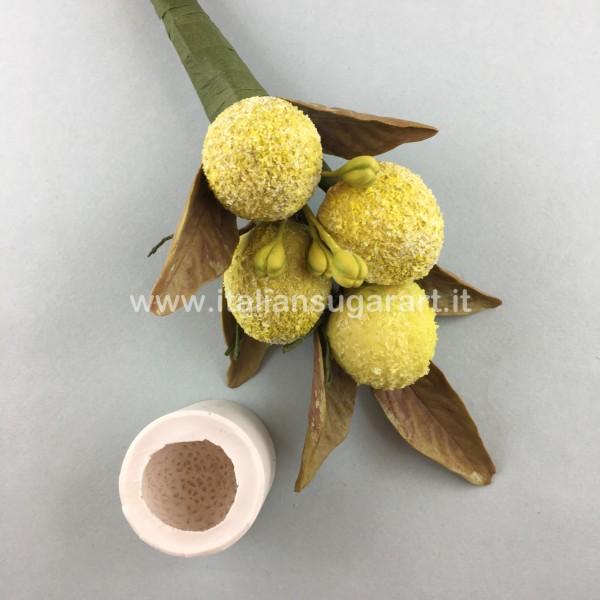 stampo silicone fiore