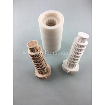 3d mold tower of Pisa