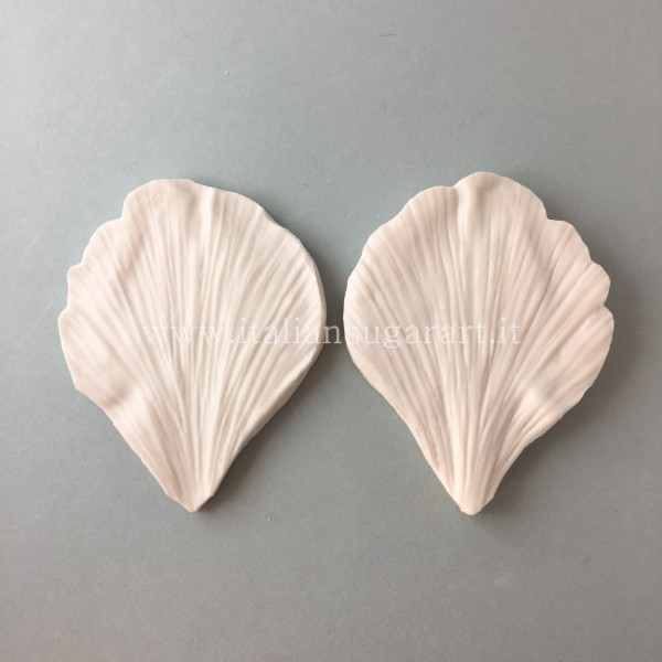 veiner imprint silicone chocolate plastic peony