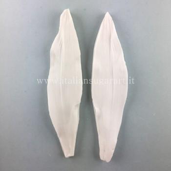 Forma in silicone atossico,foglia tulipano