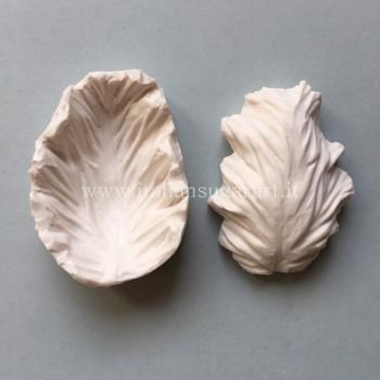 Calco silicone  per cake art petalo  Tulipano Pappagallo