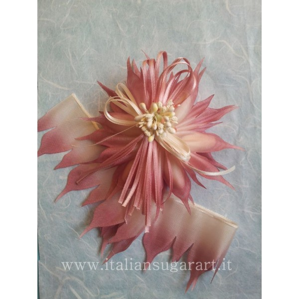 small bag of tulle for sugared almond and favors