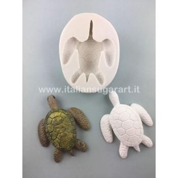 stampo silicone tartaruga