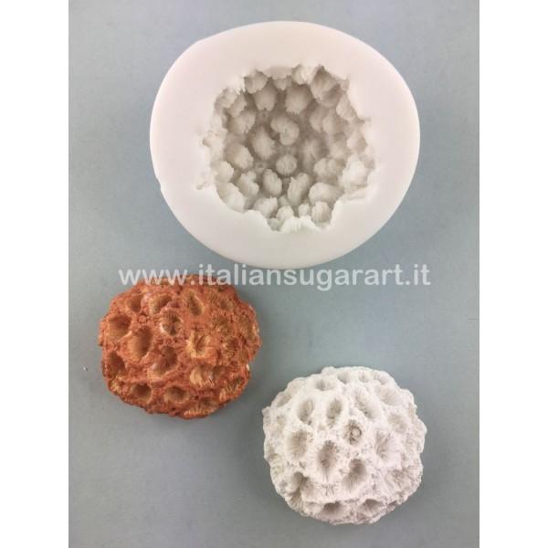 coral sponge mold