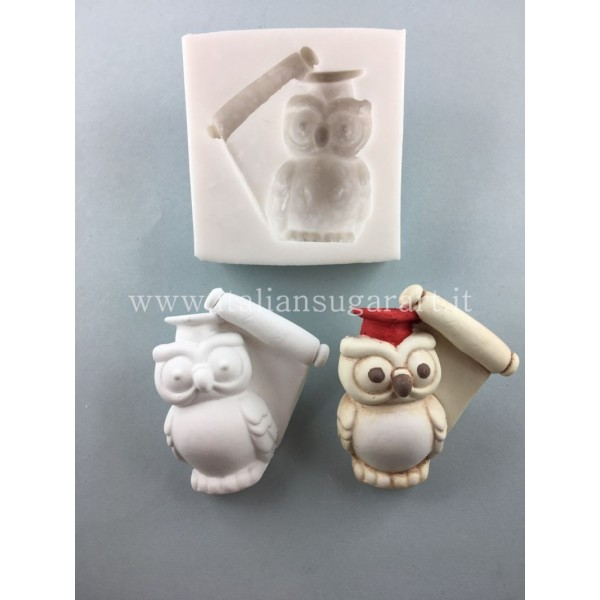 Mold of an Owl to celebrate a degree