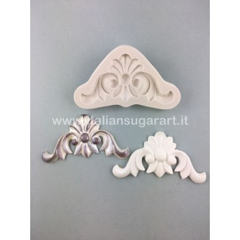 Mold in Silicone Greek motive