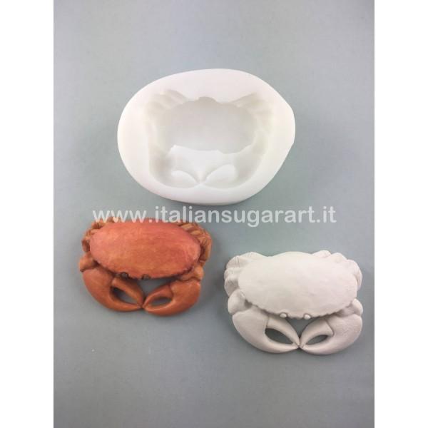 stampo silicone granchio