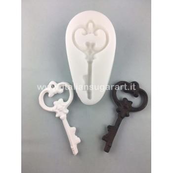 Ancient key 3 Mould