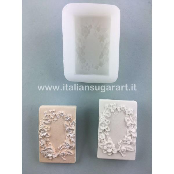 Guest soap mould