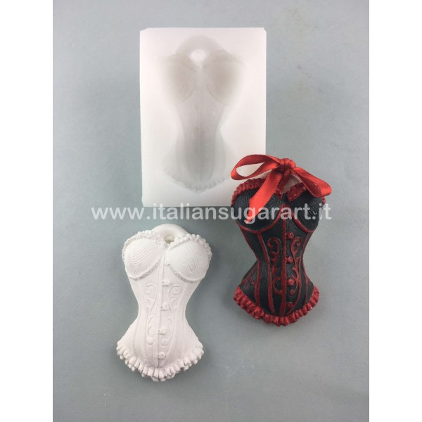 Bustier Mould