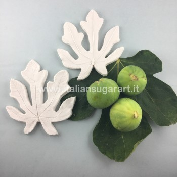 Fig Leaf Silicone Mold - Cake Design Tools