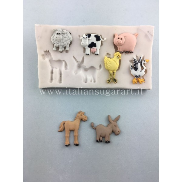silicone mold for kids wedding favors porcelain