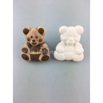 silicone mold for teddy bears for favors