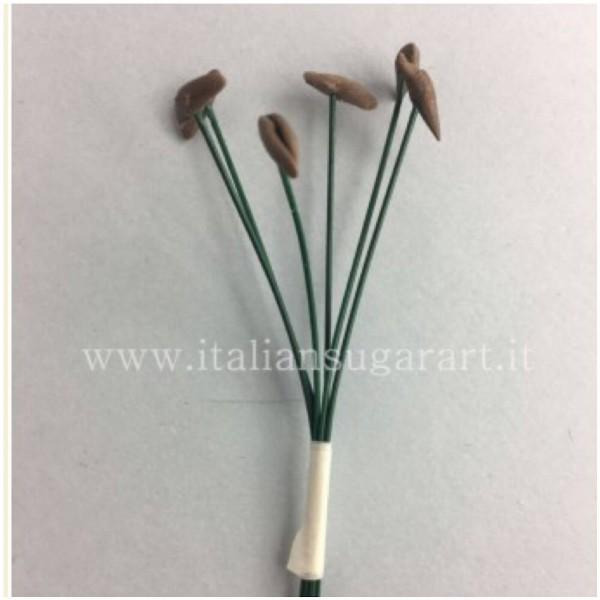 pistilli finti per fiori di zucchero ideali anche per porcellana