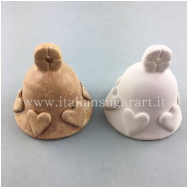 Love Bell Mould