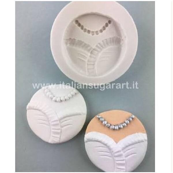 Stampo Cupcake Sposa