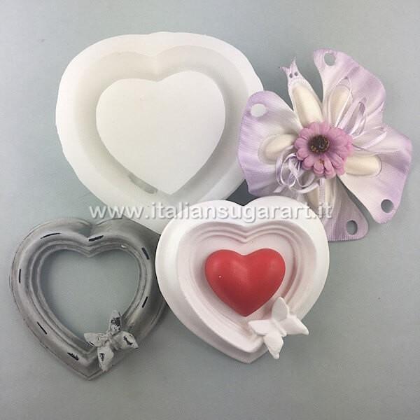Heart Frame mold