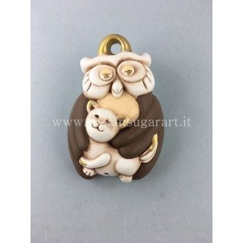 silicone mold cakes for children decorations sugar owl