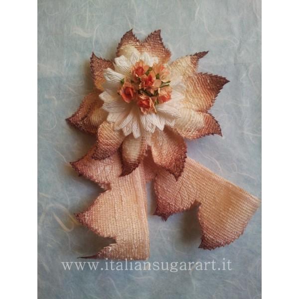 satin ribbon for sugar almond and wedding favors