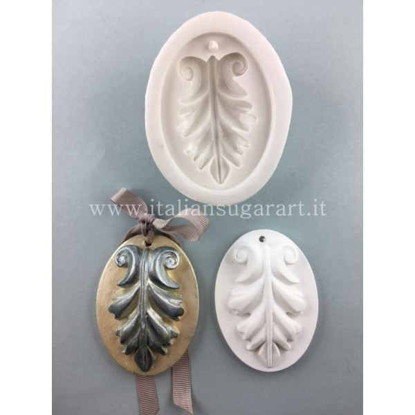 silicone mold for decorations