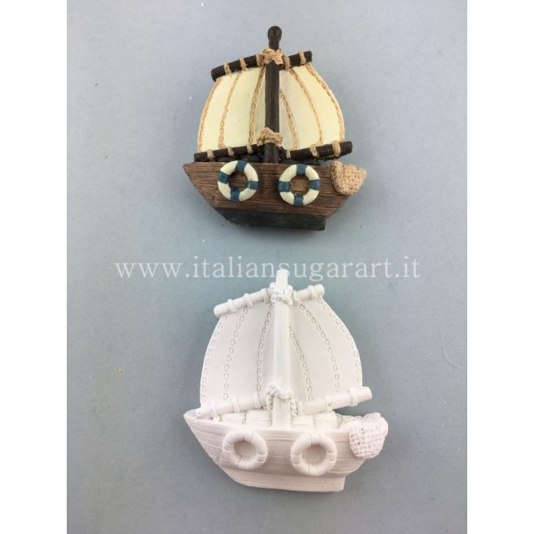 stampo vecchia nave