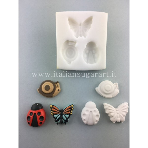 animal mold for magnets