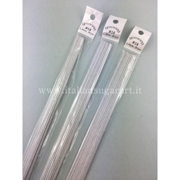 ferretti wires per fiori in pasta di zucchero