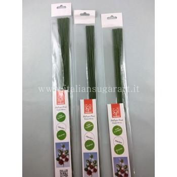 dark green wires