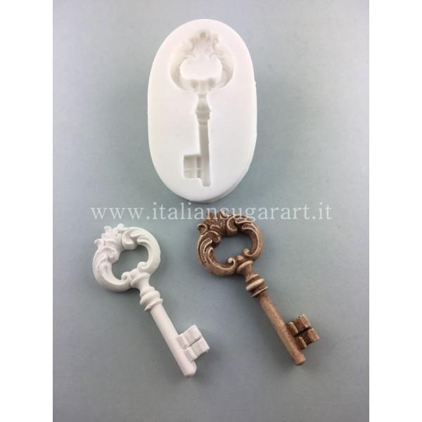 key decoration mold
