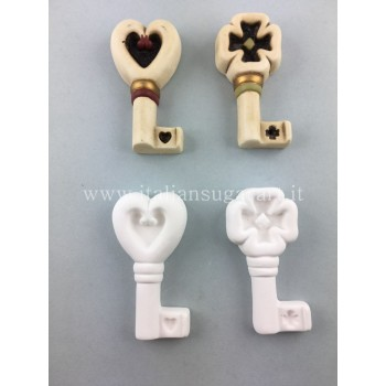 pair of keys for party favors