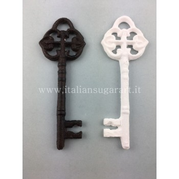 Key ideal for making ceramic powder wrenches.