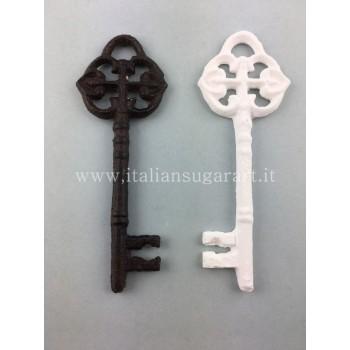 Chiave  ideale per realizzare chiavi in polvere di ceramica.