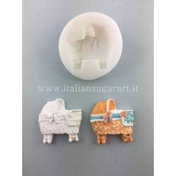 baby cot mold