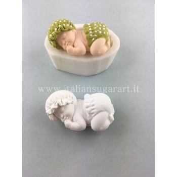 silicone per neonato con cuffietta