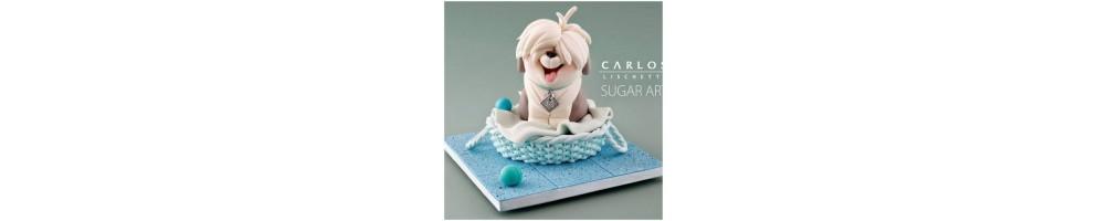 Stampi in silicone per Animaletti da realizzare con paste modellabili