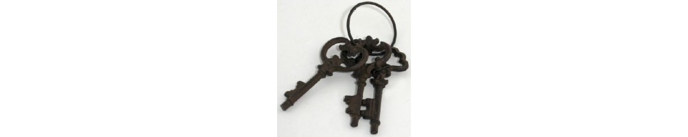 Buy Keys-shaped molds online, there are 10 types